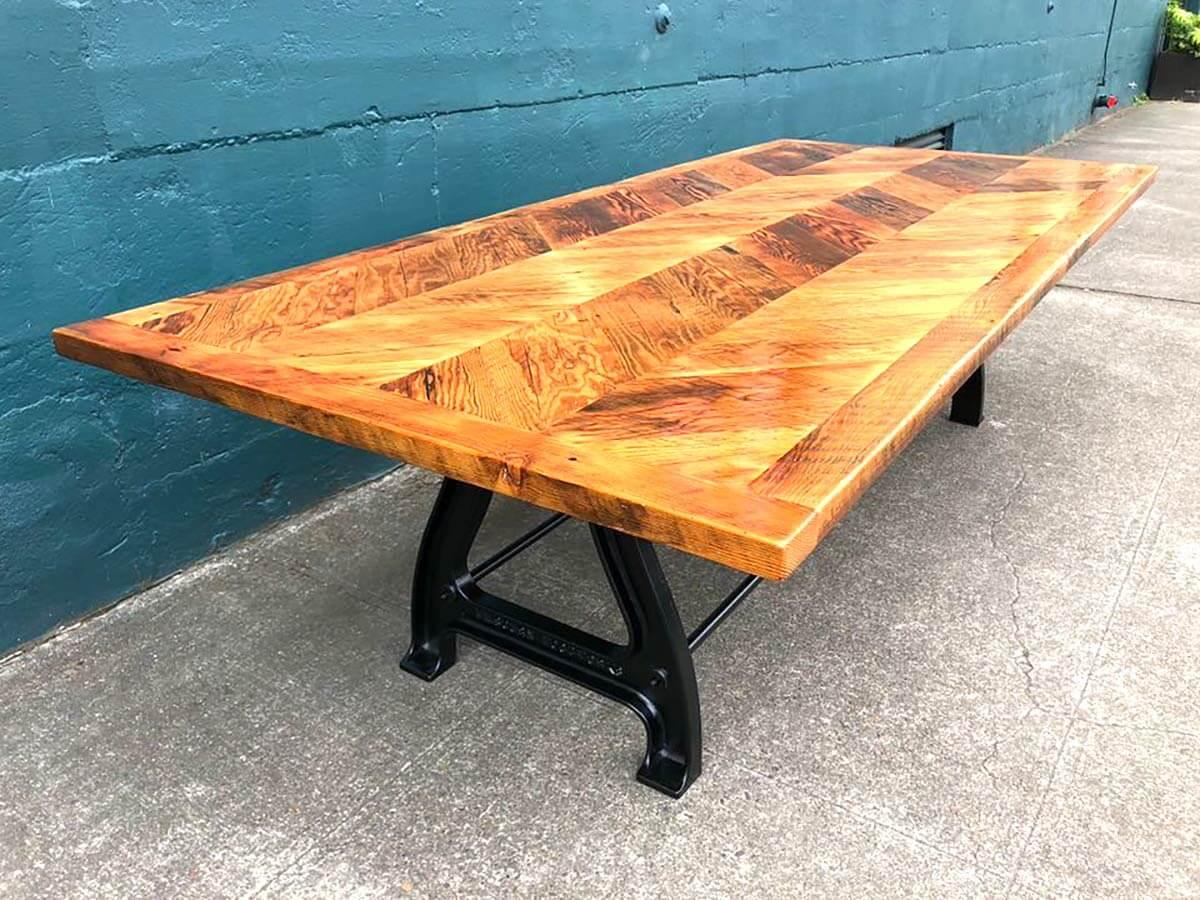Custom Wood Dining Tables Amp Sets Portland Oregon