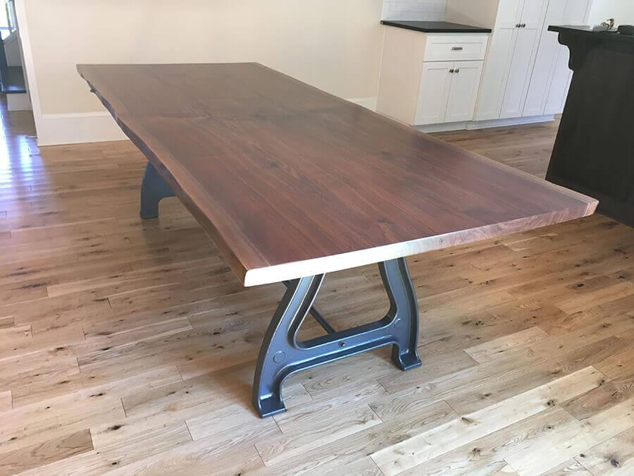 Custom Wood Dining Tables Sets, Reclaimed Wood Furniture Portland
