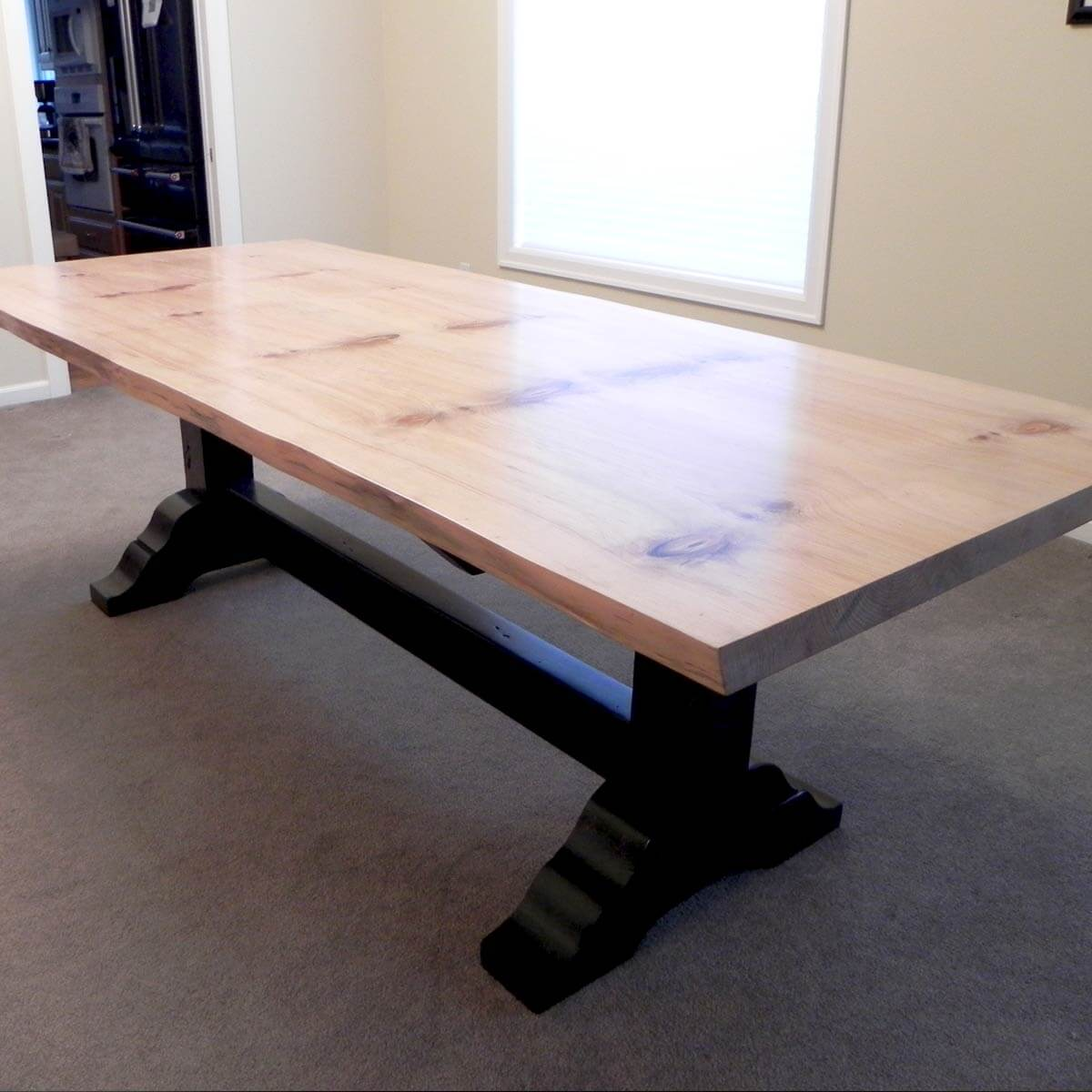 Custom Sofa Portland Oregon: Custom Wood Dining Tables & Sets