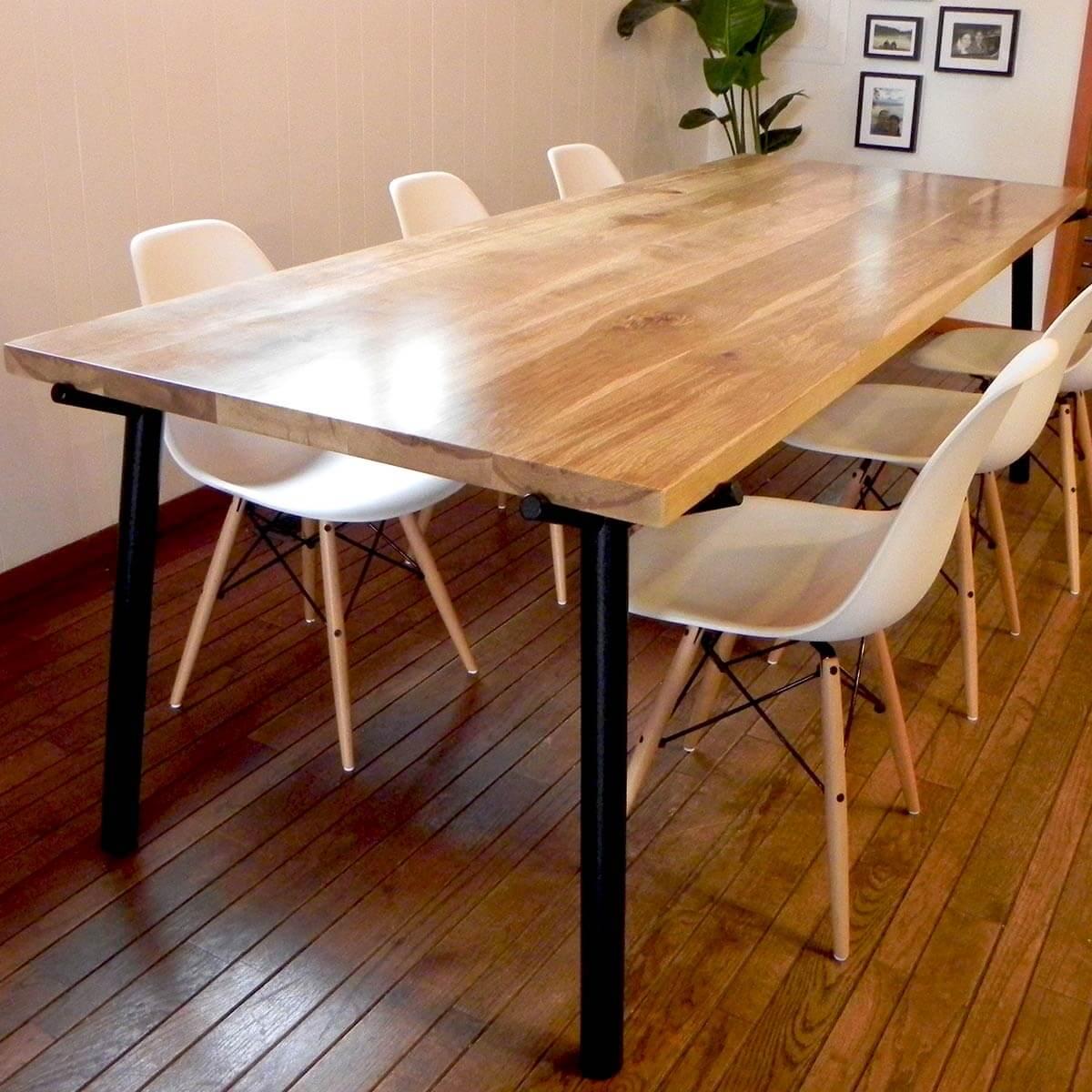 Custom Wood Dining Tables Sets Portland Oregon