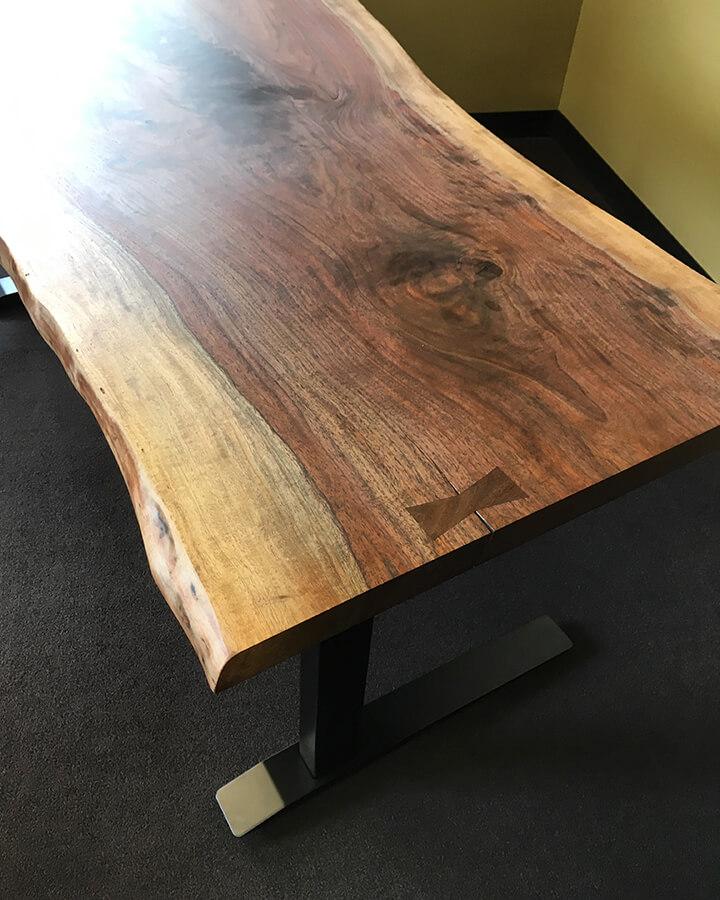 Custom Sofa Portland Oregon: Custom Wood Office & Desk Sets