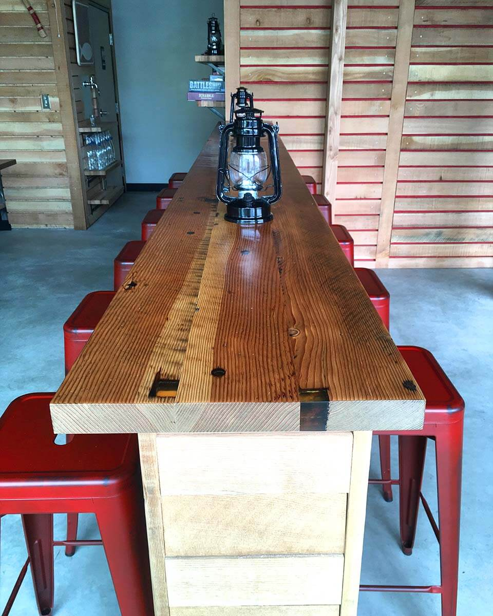 Custom Wood Counters Amp Bar Tops Portland Oregon