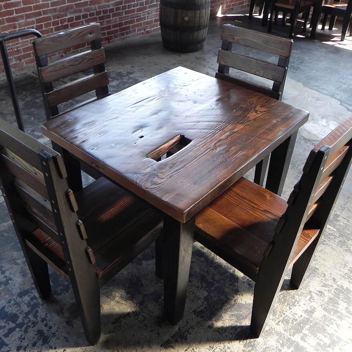 Custom Sofa Portland Oregon: Custom Wood Commercial Spaces & Installations