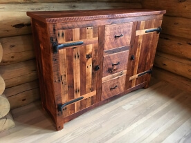 Cabinetry, Credenzas, Hutches & Sideboards